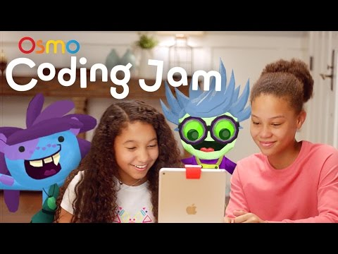 Osmo announces its latest iPad mixed reality game for kids, combining coding principles with music