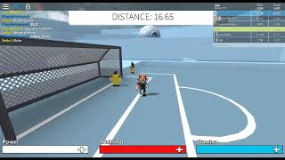 ROBLOX: The Kick Off God (#1 Goal Scorer in Kick Off!) duckdino654. I'M IN HIS GAME! | Vxlin