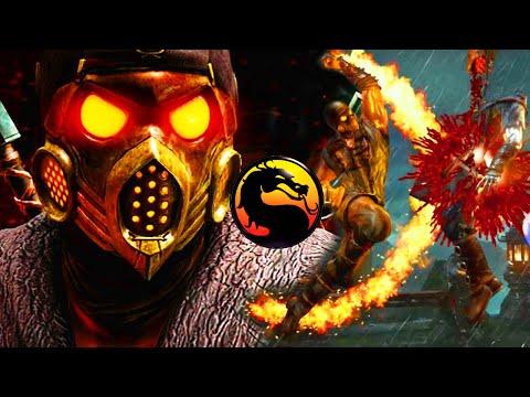 "COLD WAR SCORPION IS SICK - Mortal Kombat X ""Scorpion"" Gameplay (MKX Online Ranked)  "