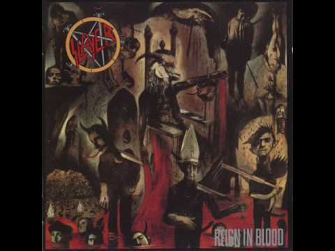 Slayer - Aggressive perfector (reign in blood) (high quality) mp3