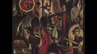 Slayer - Aggressive perfector (reign in blood) (high quality)