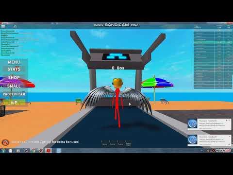 ᐈ El Hombre Con Mas Musculos De Roblox Juegos Gratis En Linea Roblox Weight Lifting Simulator 2 Juegos De Musculos Youtube