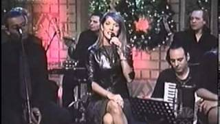 CELINE DION - Blue Christmas + Interview - Good Morning America