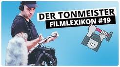 🎬 Beruf des Tonmeisters | Filmlexikon Kreativfilm #19
