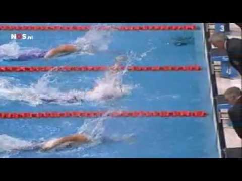 Olympisch goud Inge de Bruijn Sydney 2000