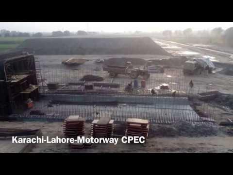 #CPEC Project Latest Update Country wide #Motorways Network #Karachi #Multan #Shorkot #Sukkur