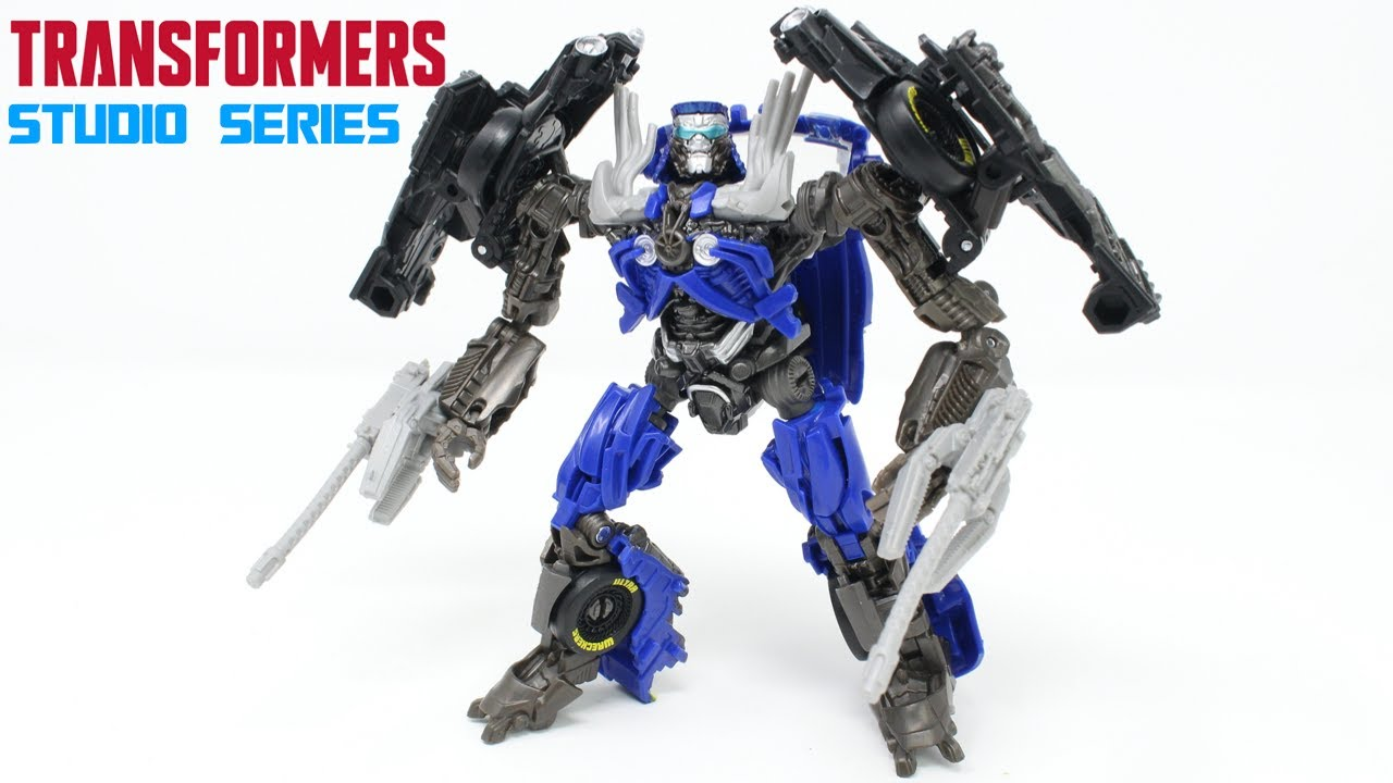 Transformers Studio Series SS-63 Topspin in-Hand Review by PrimeVsPrime