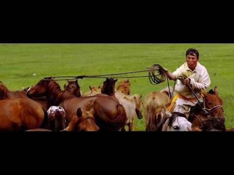 Mongolia tourism promotional video