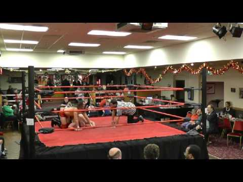 NWL December - Jim Hunter vs Lee Hunter