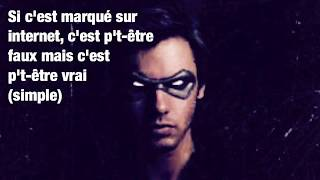 Orelsan - Basique (Parole/Lyrics)
