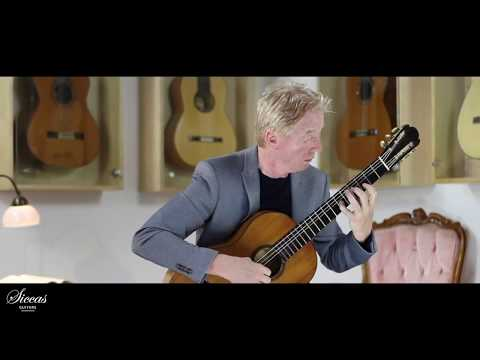 THE LEONA SERIES Wulfin Lieske plays Evocation by Eduardo Sainz de la Maza