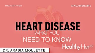 Heart Disease – Everything Black Women Need To Know | Healthy Her