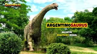 Argentinosaurus - obr mezi dinosaury