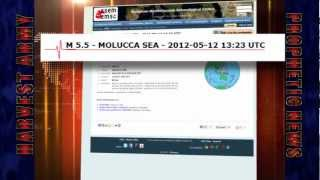 MOLUCCA SEA 5.5 EARTHQUAKE... May 12, 2012...Prediction