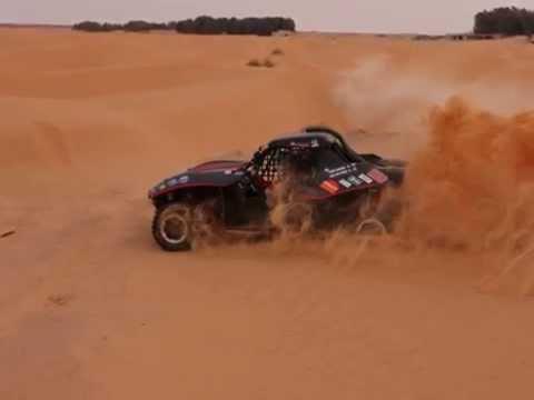 T3 Light-Test in Tunisia (R TEAM - Danisi Engineering).wmv