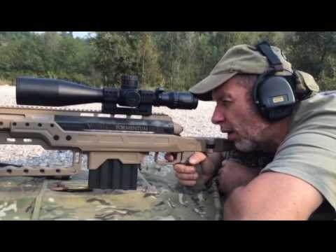VICTRIX ARMAMENTS - TORMENTUM .375 CHEYTAC Break In Barrel