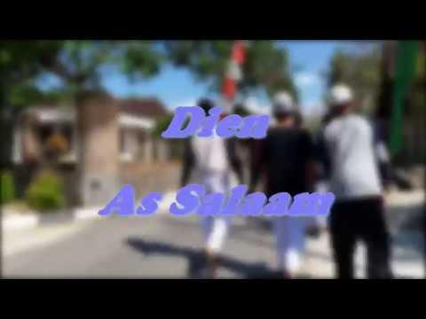 Deen asSalaam - ala Santri - mannequin challenge - Baitul Quran Sragen