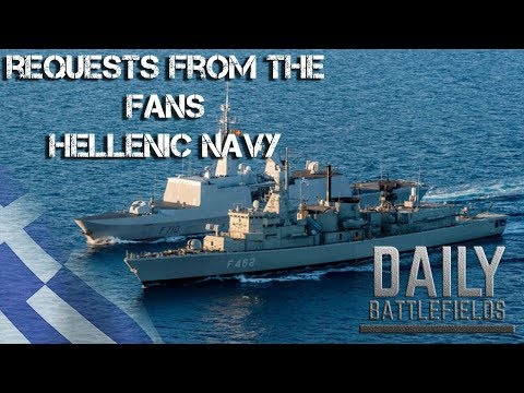 Hellenic Navy - Requests from the fans
