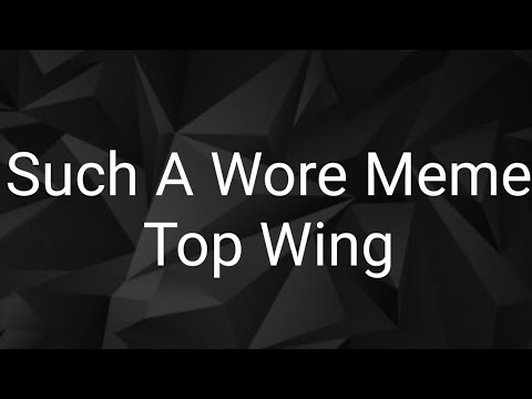 Download Such A Wh*re Meme [] Ft. Top Wing [] Fluffy Flamingo [] Loop