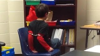 Cop Handcuffs Child With ADHD
