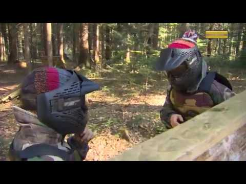 Firbcologi: paintball