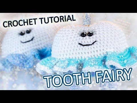 Molly the Sweet Tooth Fairy amigurumi pattern - Amigurumipatterns.net | 360x480