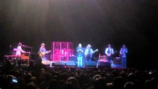 Marshall Tucker Band: Heard It In A Love Song (live)