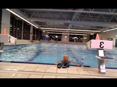 Vladimir Kaplan Schwimmbad Berlin