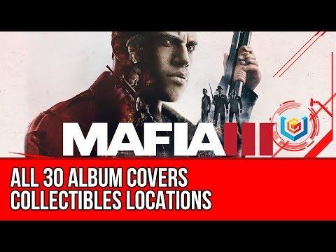 Mafia 3 All 30 Album Covers Collectibles Locations Guide