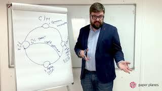 """Илья Балахнин """"Customer Journey Map - карта путешествия потребителя"""""""