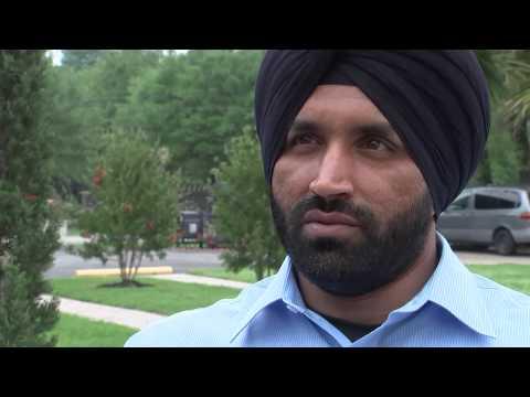 Turban-wearing Sikh deputy unites Harris County community