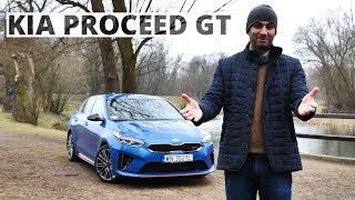 Kia ProCeed GT - mieliście rację!
