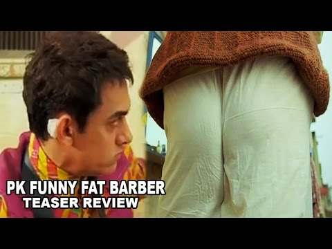 PK Funnies - The Fat Barber - The Hilarious Fat Barber Behind the Scenes Video Goes Viral