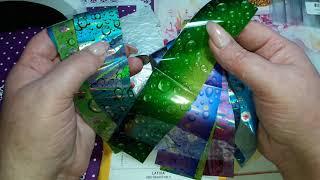 Распаковка ногтевых товаров с Али