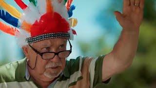 Индейский шаман. Однажды под Полтавой. Лучшие сериалы 2020, новинки кино