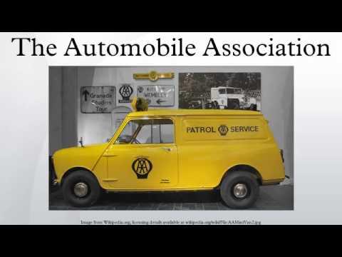 the automobile association youtube. Black Bedroom Furniture Sets. Home Design Ideas