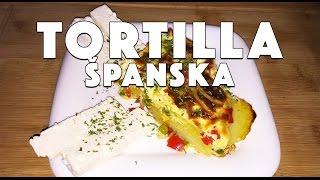 RECEPT: OMLET SA KROMPIROM (KAKO SE SPREMA ŠPANSKA TORTILJA) sa pripremom i sastojcima