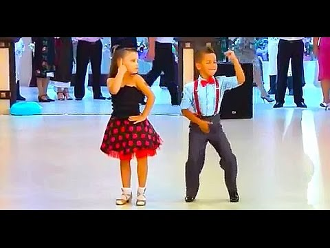 Talented kids dancing, very Cute
