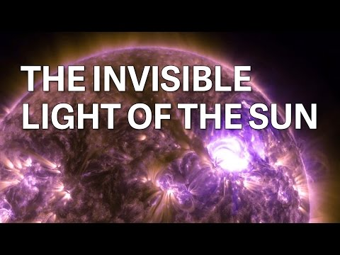 The invisible light of the sun