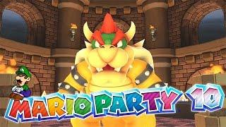Mario Party 10 - I