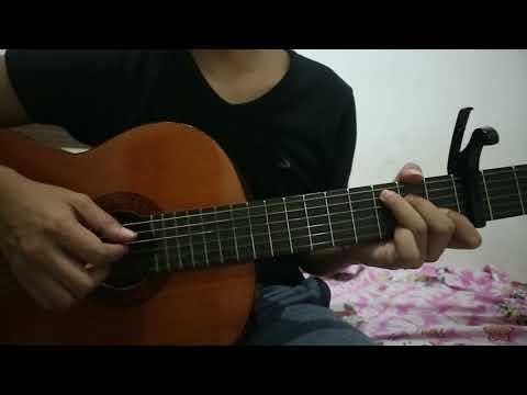 Tutorial Kunci Gitar Deen Assalam - Sabyan Gambus