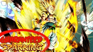 Guaranteed Sparking Tickets!! Gotenks & Majin Buu Summons | Dragon Ball Legends