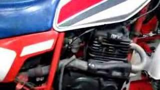 moteur xlr 600