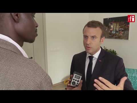 Shugaba Macron ya yabawa sashen hausa na RFI
