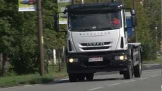 IVECO Eurocargo CNG - Test drive (Poland)