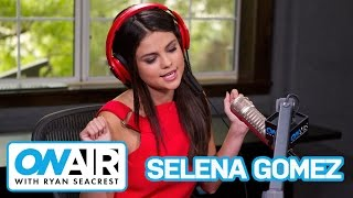 Selena Gomez Reveals Bodyshaming Struggles | On Air with Ryan Seacrest