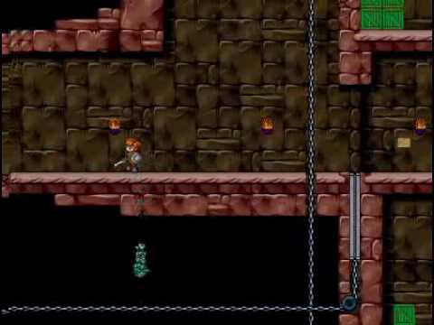 Sword Of Dimensions - jump and slash