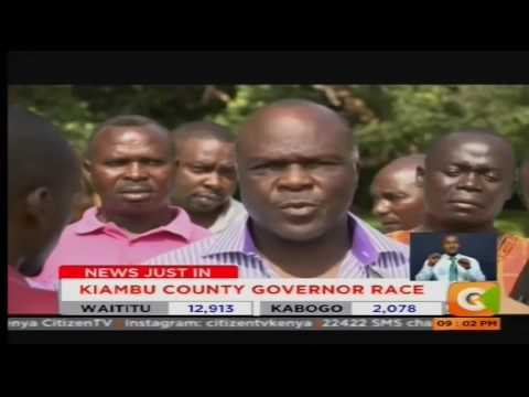 Homa Bay: ODM Elections Board suspends results for governor over anomalies