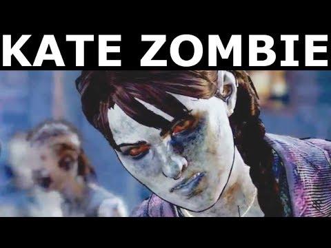 All Kate's Death Scenes - The Walking Dead Episode 5 (Season 3 A New Frontier)