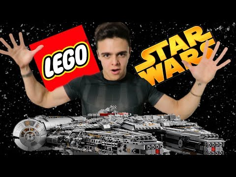 ¡ARMANDO EL LEGO MÁS GRANDE DE TODOS! / NAVY